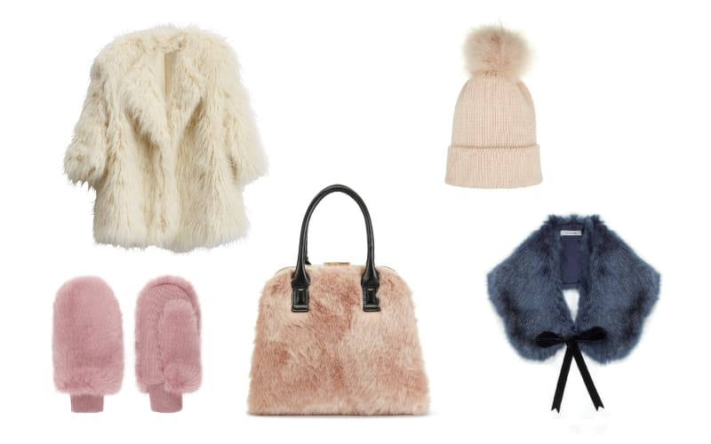 Be a Faux Fur- Shionista