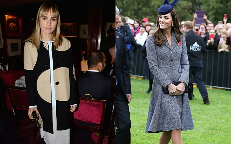Just in Time for the Chilly Season: Celebrities in Coats