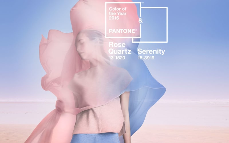 Pantone Colours of the Year 2016: the best beauty buys