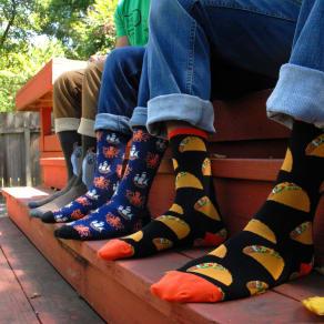 BOGO 50% Off Socks & Tees