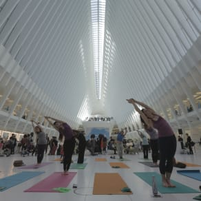 Yoga and Breathing with YogaCare FiDi
