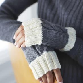 Michael's Knit Advanced - Fingerless Gloves Class