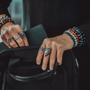 Natural Stone Bracelets - 2 for $50
