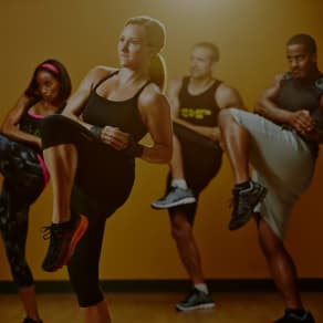 Gold's Gym: Zumba & Kid's Club