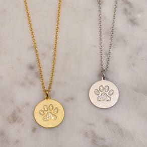 10% Off Dog Lover's Necklace