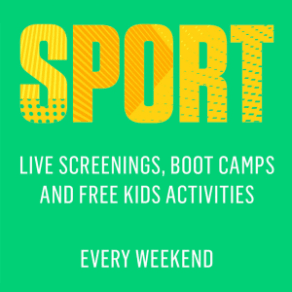 Sports Boot Camps with Gym Box