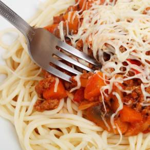 $5.99 Spaghetti & Meatballs Special
