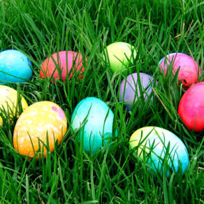 Easter Egg Hunt for Toddlers (Ages 0-4)