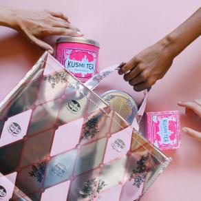 Kusmi Tea x Breast Cancer Research Foundation