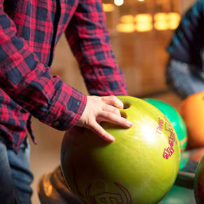 Kids bowling package*