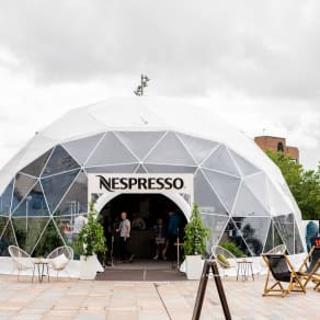 Nespresso Sustainability Dome