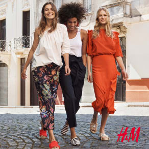 H&M Spring Fashion Launch