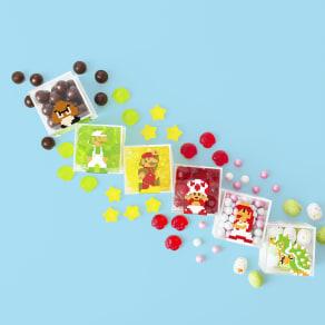 Super Mario Bros X Sugarfina Collection