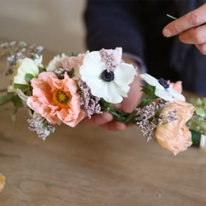 Jo Malone Floral Crown Workshop