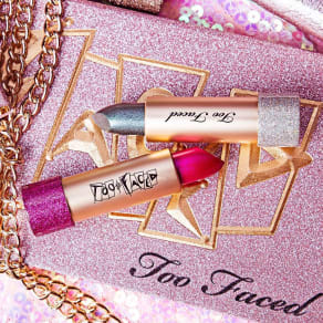 Free lipstick with purchase*