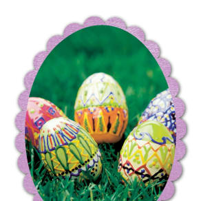 Easter Eggs Painting Party