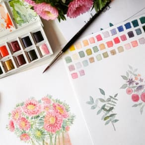Watercolour Workshop with Emma Block