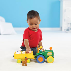 Save $10 on Fun Time Tractor