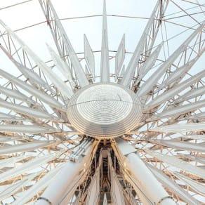 Winter Ferris Wheel