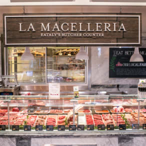 Dry-Aged Day at Eataly