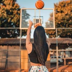 Save $50 on Select Basketball Hoops