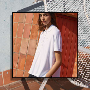 Nouvelle Collection at Lacoste