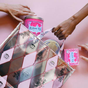 Kusmi Tea x Breast Cancer Research Foundation