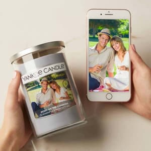 Personalized Photo Candles: Make One in Minutes!