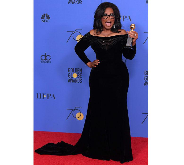 oprah golden globes award