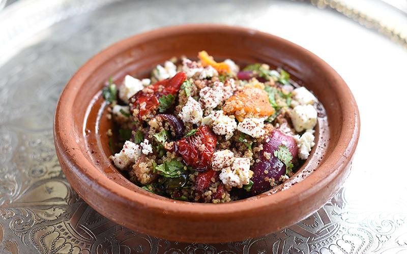 comptoir libanais vegetarian menu