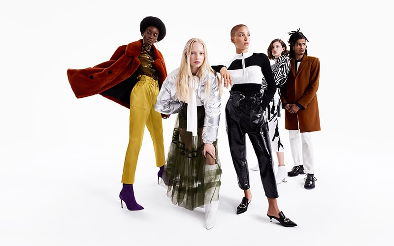 AW18 campaign shot