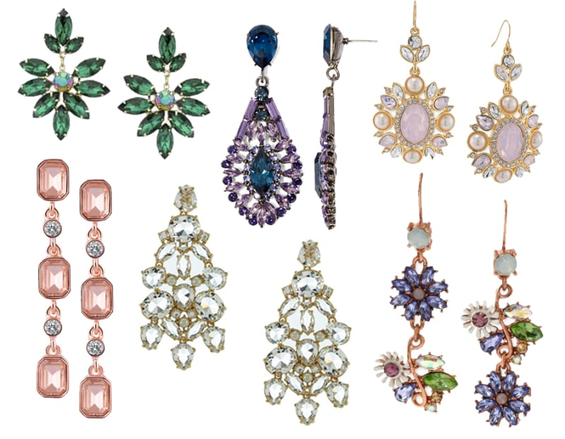 Trending: Statement Earrings