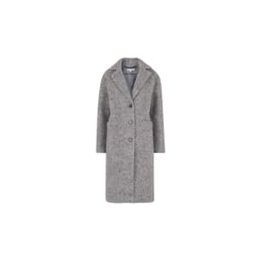 Slim Drawn Coat