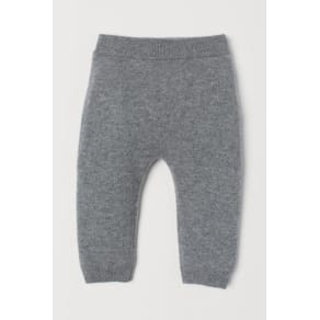 H & M - Cashmere trousers - Grey