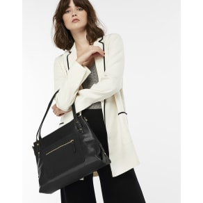 Ali Zip Shoulder Bag