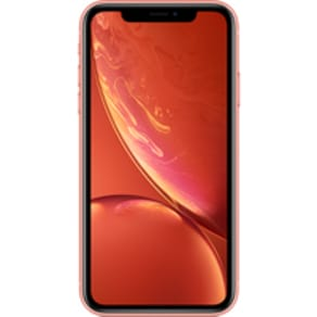 Apple iPhone XR (256GB Coral) at £30.00 on O2 Refresh Flex (12 Month(s) contract) with UNLIMITED mins; UNLIMITED texts; 15000MB of 4G data. £101.69 a month.