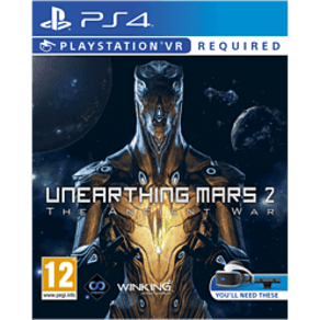 Unearthing Mars 2 for PlayStation 4