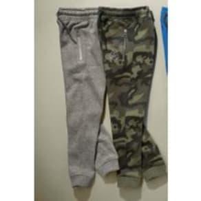 Boys Next Grey Tapered Leg Drop Crotch Joggers (3-16yrs) -  Grey