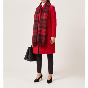 Romy Coat Deep Red 18