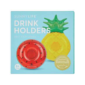 Sunnylife® Set of 2 Fruit Drinks Holder