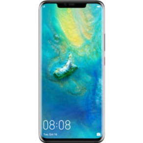Huawei Mate 20 Pro (128GB Black) at £10.00 on Max 60GB (24 Month(s) contract) with UNLIMITED mins; UNLIMITED texts; 60000MB of 4G Triple-Speed data. £58.00 a month.
