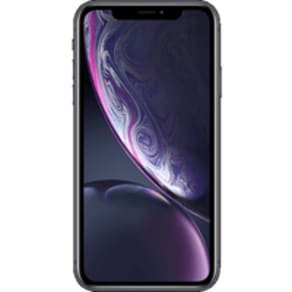 Apple iPhone XR (256GB Black Refurbished Grade A) at £200.00 on Essential 1GB (24 Month(s) contract) with UNLIMITED mins; UNLIMITED texts; 1000MB of 4G Double-Speed data. £55.00 a month. Extras: EE: Service Pack Benefits.