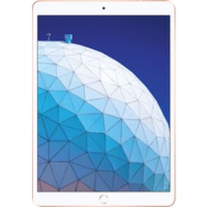 "Apple iPad Air 3 10.5"" (2019) (64GB Gold) at £50.00 on Smart 20GB (24 Month(s) contract) with 20000MB of 4G Double-Speed data. £51.00 a month."