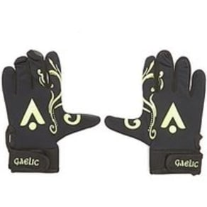 Daricia Karakal Gaelic Gloves Junior - Black - Kids