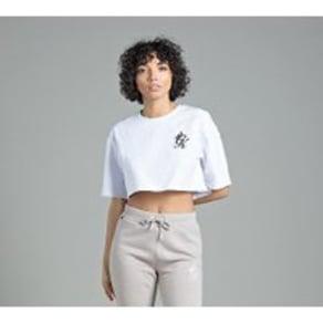 Womens Kourtney Crop T-Shirt