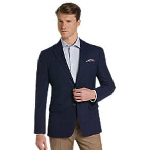 9c6f669ca Travel Tech Collection Slim Fit Windowpane Sportcoat - Big & Tall, by  JoS.