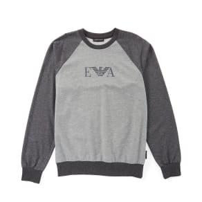 Emporio Armani Logo Long Sleeve Sweatshirt