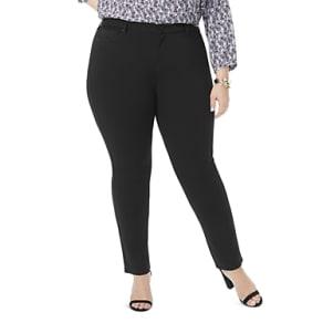 Nydj Plus Sheri Slim Ponte Pants - 100% Exclusive