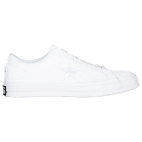 Womens Converse One Star After Party - White