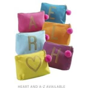 Womens Next Monogram Cosmetic Bag